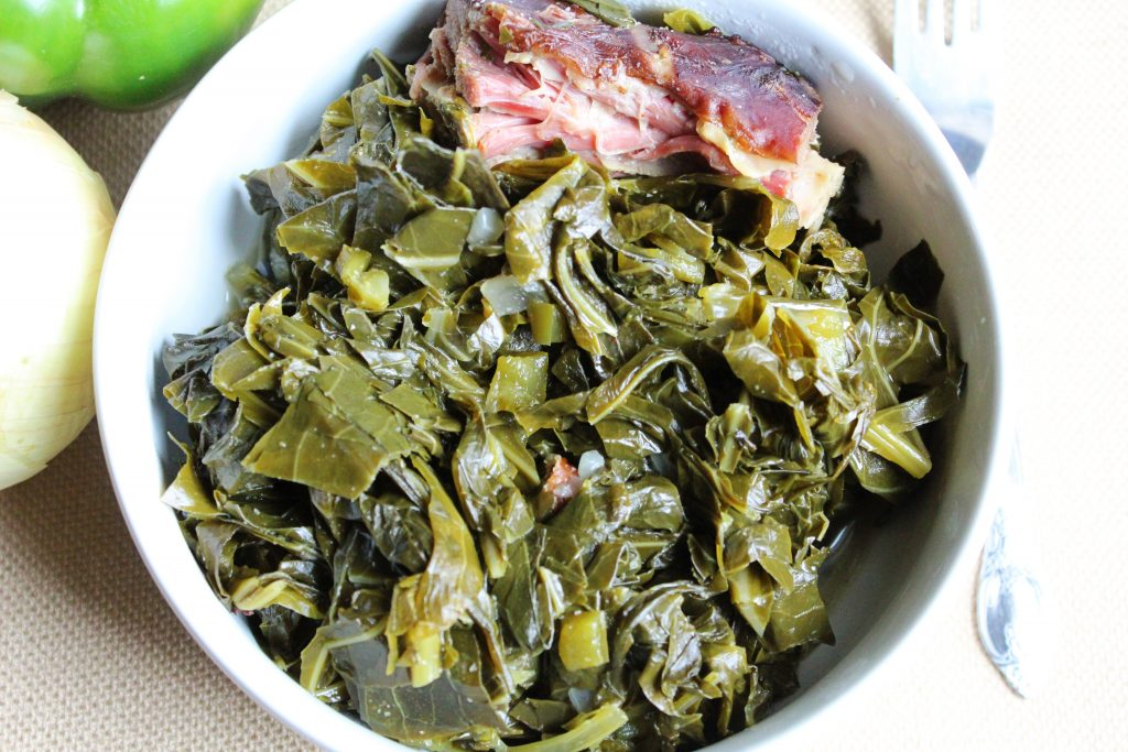Country Style Collard Greens