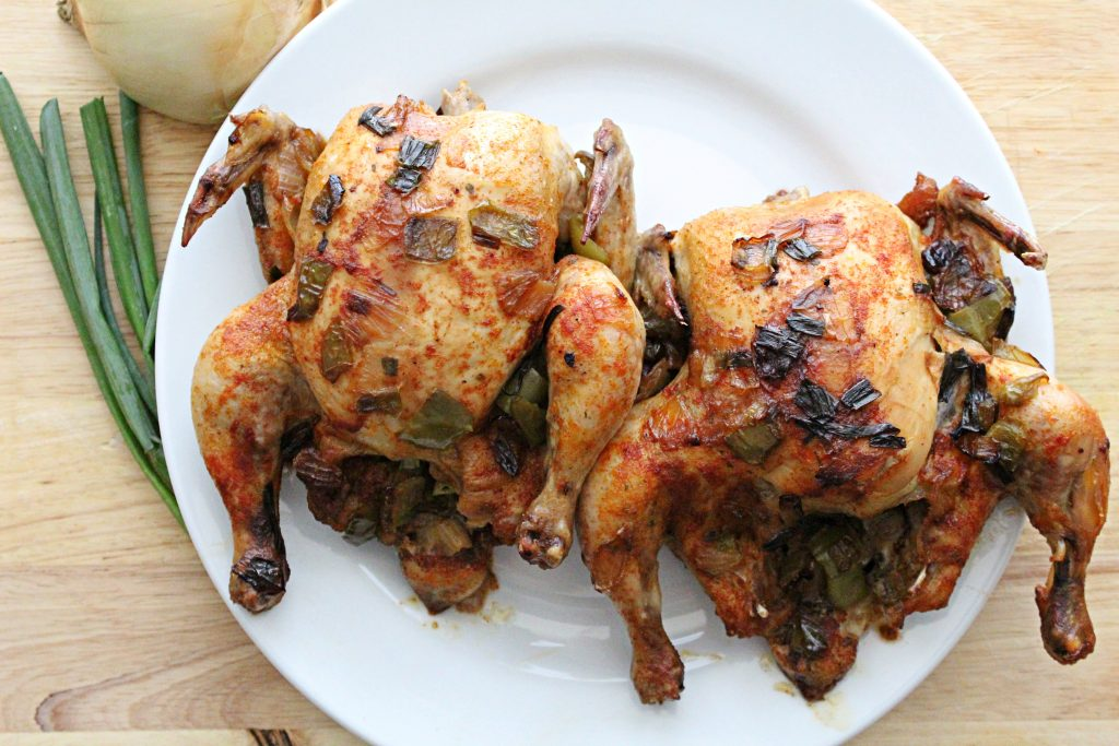 Oven Roasted Cornish Hen