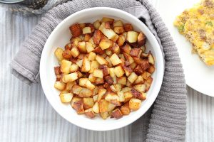 Fried Breakfast Potatoes